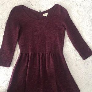 Maison Jules quarter length sleeve dress
